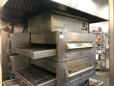 Middleby Marshall Conveyor Pizza Oven