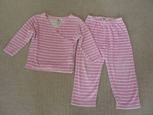JK Kidswear: Girls Velour Stretch PJ's. 4yrs. Used, unmarked cond Claremont Nedlands Area Preview