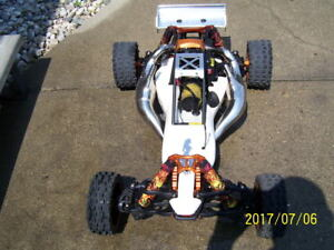 King Motor RC1/5 scale