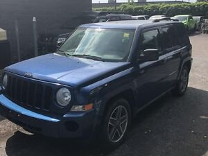 2009 Jeep Patriot Sport/North 4x4