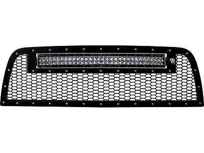 "2013-2014 Dodge Ram 2500/3500 Grille with 30"" RDS LED Light Bar"