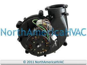 Oem york luxaire coleman furnace draft inducer motor for Luxaire furnace draft inducer motor