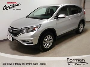 2015 Honda CR-V EX - Sunroof | Bluetooth | Htd. Seats | LOCAL