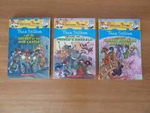 3 x Thea Stilton (Geronimo's sister) Books. Excellent cond. Claremont Nedlands Area Preview