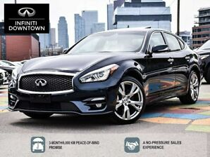 2017 Infiniti Q70 3.7 Sport AWD Sport Awd, One Owner, No Accident