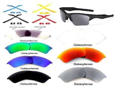 Galaxy Replacement Lens For Oakley Half Jacket 2.0 XL (Not 2.0) Multi-Selection (Half Jacket Replacement Lens)