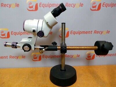 Cole Parmer Stereozoom Microscope Boom Eyepiece Stand