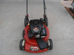"22"" Toro Recycler Lawn Mower Self Propelled With Bag 149cc Burleigh Heads Gold Coast South Preview"