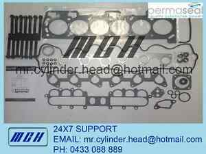 Ford Falcon ED EF EL AU Permaseal Metal MLS Head Gasket Set + Head Bolt Kit