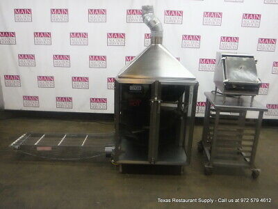 Besco Gas Beta Max Tortilla Machine With Press Conveyor