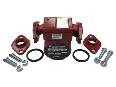 Bell Gossett 103251 Nrf-22 Cast Iron Circulator Pump 115v With 1 Flanges