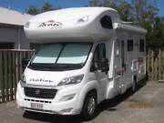 Avan Motorhome Ovation 2017 2,800 km electric bed 300 W Solar! Mount Cotton Redland Area Preview