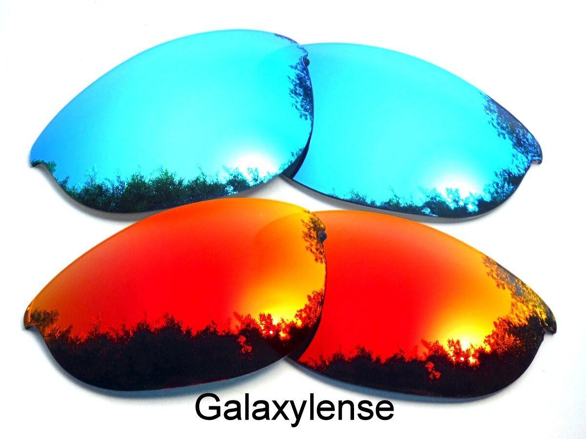 Galaxy Lentes De Repuesto Para Oakley Half Jacket GAFAS DE SOL ROJO ...