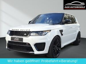 Land Rover Range Rover Sport SVR+HUD+PANORAMA+ACC+APPROVED