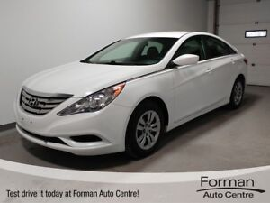 2013 Hyundai Sonata GL - Local trade - Heated Seats - Bluetooth