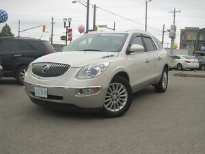 2008 BUICK ENCLAVE CXL   Fully Loaded • Leather •