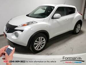 2013 Nissan Juke SL|AWD|Rmt Start|Navi|Btooth|Local|Htd Lthr