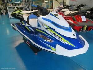 New 2019 Yamaha Waverunner GP 1800