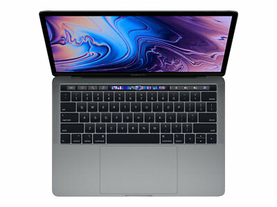 "Apple MacBook Pro | 13"" | i5 | 8GB | 256GB SSD | MR9Q2D/A | Touchbar | spacegrau"