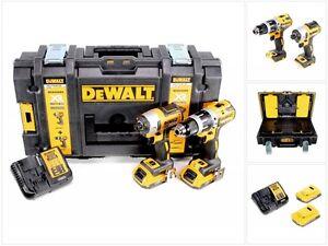 DeWalt DCK 266 D2 18V Li-Ion Brushless DCF 887 + DCD 796 Schrauber Set + Zubehör