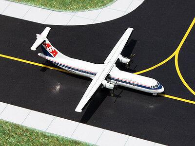 Gemini Jets Delta Connection Atr 72 Gjdal1101 1 400  Reg  N631as  New