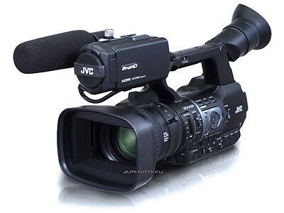 Victor GY-HM660 2.5M pixels 1/3-inch 3CMOS Sensor Sensitivit Camcorders JP MODEL