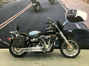 2013 Harley-Davidson FXDC Dyna Super Glide Custom Cruiser 1585cc