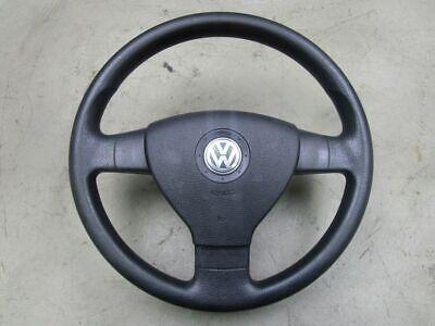 VW Caddy III 3 (2K) 03-10 Steering Wheel 1K0419091