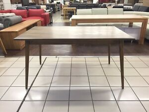 SCANDINAVIAN INSPIRED DINING TABLE 150CM (OAK) Logan Central Logan Area Preview