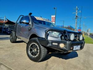 2015 Ford Ranger PX MkII XL 3.2 (4x4) 6 Speed Manual Super Cab Utility Deer Park Brimbank Area Preview