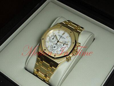 Audemars Piguet Royal Oak Chronograph 39mm Yellow Gold 25960BA.OO.1185BA.01