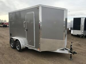 2018 Legend 714EVTA35 Enclosed Cargo Trailer