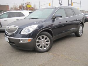 2011 BUICK ENCLAVE CXL2 | Leather • Rear Cam • AWD