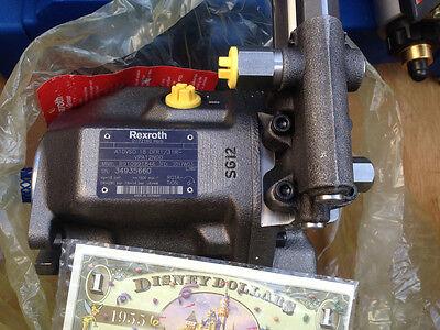 R910991846  A A10vso18dfr131r-vpa12n00  Rexroth Pump