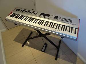 Kurzweil Artis 7 stage piano / keyboard + stand, pedal and case Zetland Inner Sydney Preview