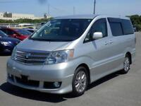 Toyota Alphard Inspection service and repair centre
