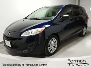 2012 Mazda Mazda5 GS - Fuel saver! Local trade - no accidents