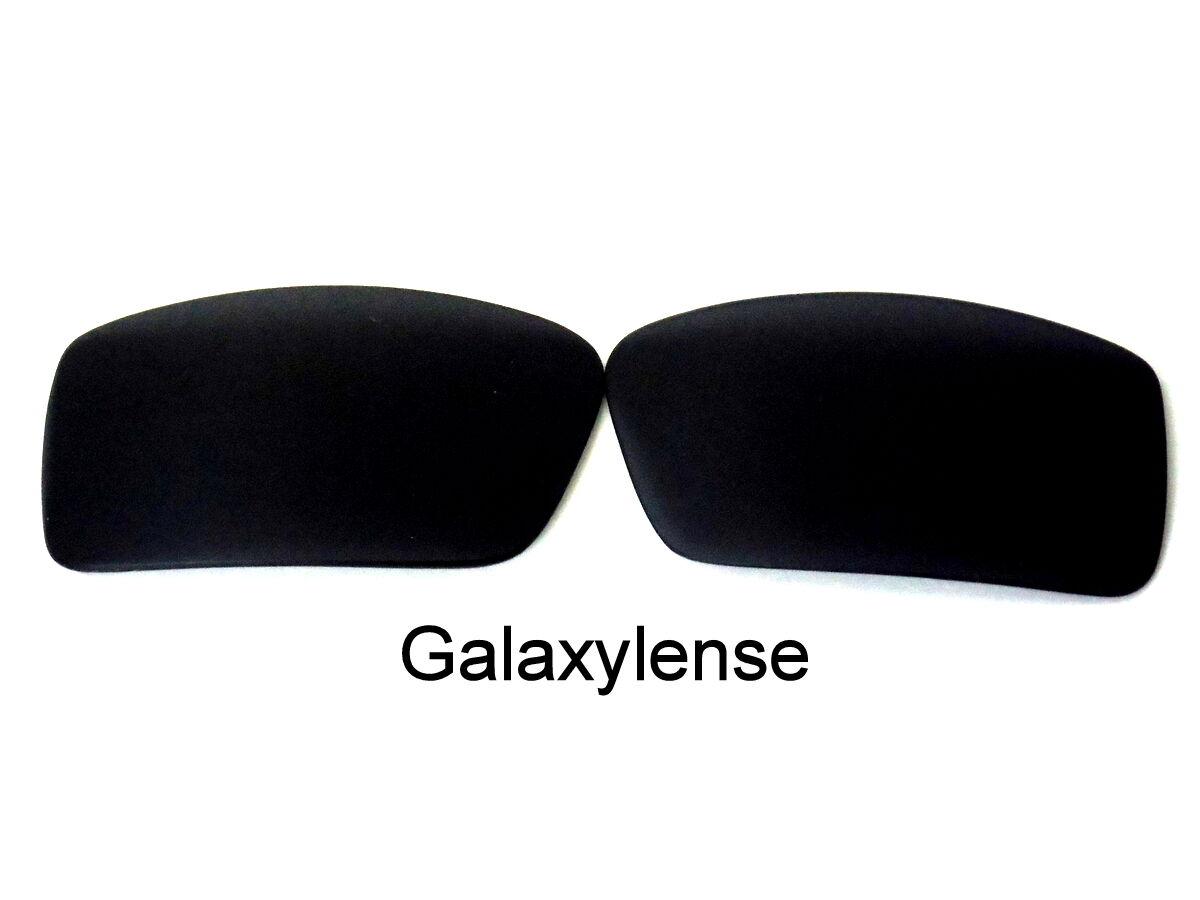 ec2ddf75bc Galaxy Replacement Lenses For Oakley Gascan S Small Black Polarized 100%UVAB