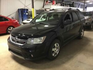 2013 DODGE JOURNEY 4D Utility FWD SXT