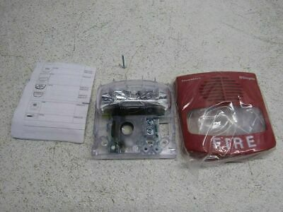 Lot Of 5 Simplex 4906-9127 Fire Signal Hornstrobe