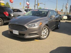 2014 FORD FUSION SE | Gas Saver! • Loaded • 2.5L