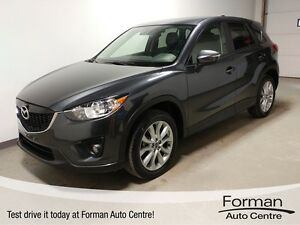 2015 Mazda CX-5 GT - Tech package | Navi | Htd. Leather | BOS...