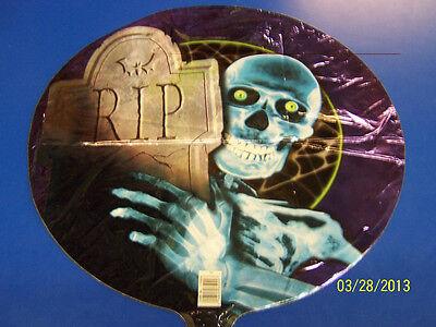 Creepy Bones Skeleton Tombstone Halloween Party Decoration 18