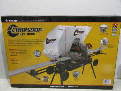 FastCap ChopShop Saw Hood White 80068