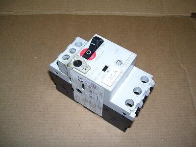 General Electric Gps1bsal 9-13a Motor Controller 12-10hp Manual Starter P1929