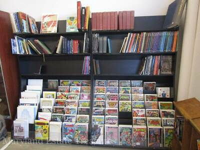 Custom Store Book-magazine-comics Display Shelves