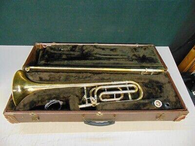 Bach Stradivarius Model 42 Trigger Trombone (MB1028760)