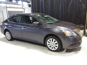 2014 Nissan Sentra 1.8 SV- HEATED SEATS, BLUETOOTH, AIR CONDITIO