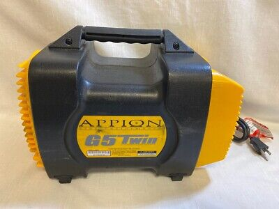 Appion G5twin Refrigerant Recovery Unit Trp027467