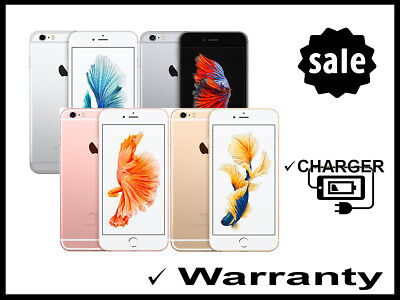 FACTORY UNLOCKED APPLE iPHONE 6S PLUS 64GB 128GB AT&T VERIZON T-MOBILE SPRINT